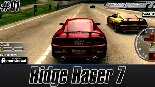 Ridge Racer 7 [Let