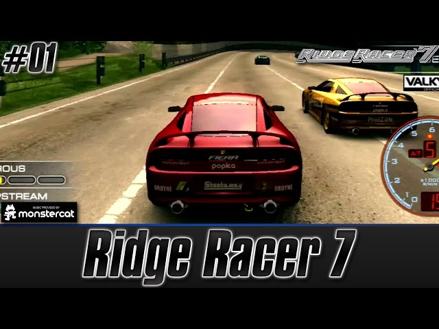 Ridge Racer 7 [Let's Play/Walkthrough]: Ridge State Grand Prix (Part 1)
