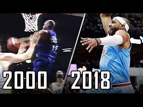 McGrady Believes 41 Yrs Old Vince Carter Can Still Double Pump Reverse Dunk | NBA Countdown