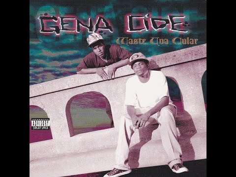 Gena Cide - Waste Uva Cular (1995) [FULL ALBUM] (FLAC) [GANGSTA RAP / G-FUNK]