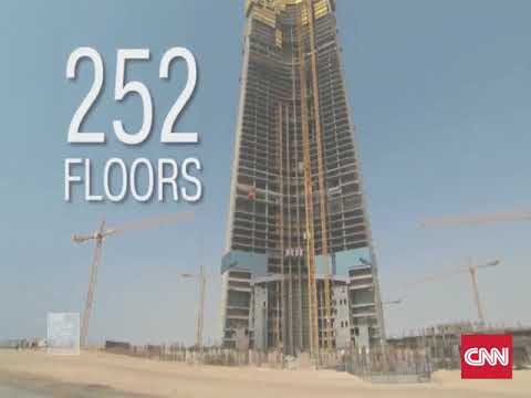 Jeddah Tower on CNN