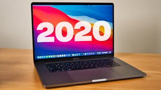 "MacBook Pro 16"" in 2020 Review - Buy NOW or WAIT?"