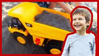 New Toy Dump Truck For Children