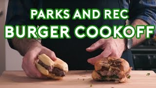 Download Binging with Babish: Parks & Rec Burger Cookoff Mp3 and Videos
