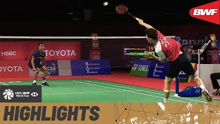 TOYOTA Thailand Open | Must watch showdown between Anthony Sinisuka Ginting and Lee Cheuk Yiu