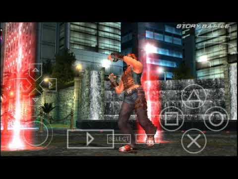 Tekken 6 ppsspp link di deskripsi