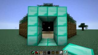 Minecraft: how to make a portal to the moon - (minecraft portal to the moon)(, 2015-12-25T23:28:11.000Z)