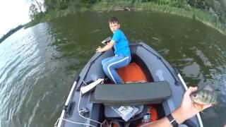 VHS Video#9Почему не стоит брать гаджеты на рыбалку