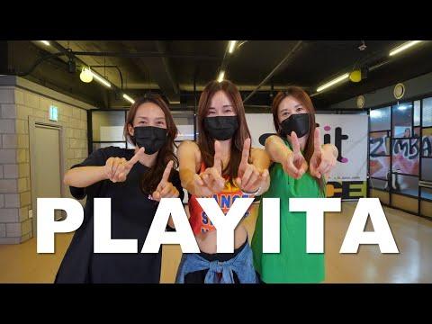 [ILOVEDANCE]  PLAYITA  /  Wisin, Los Legendarios  /  CINDY  /  ZUMBA