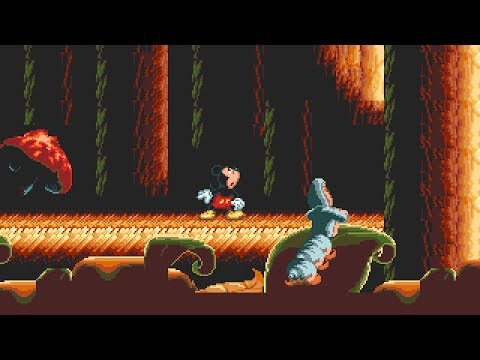 [Full GamePlay] World of Illusion (as Mickey Mouse) [Sega Megadrive/Genesis] thumbnail