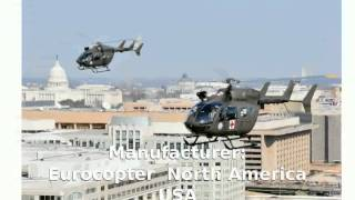 Eurocopter UH-72 Lakota Light Utility Helicopter (2007) -  Technical Specs Specs [juanaran]