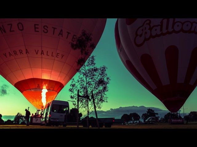RMIT Ballooning Video Assignment