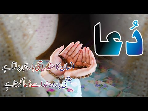 20 Best Dua Quotes In Hindi Urdu With Voice And Images || Life Changing Video About Dua