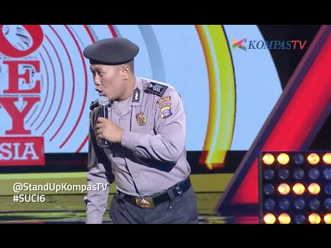Gamayel: Polisi Cocok Jadi Bintang Iklan? (SUCI 6 Show 15)