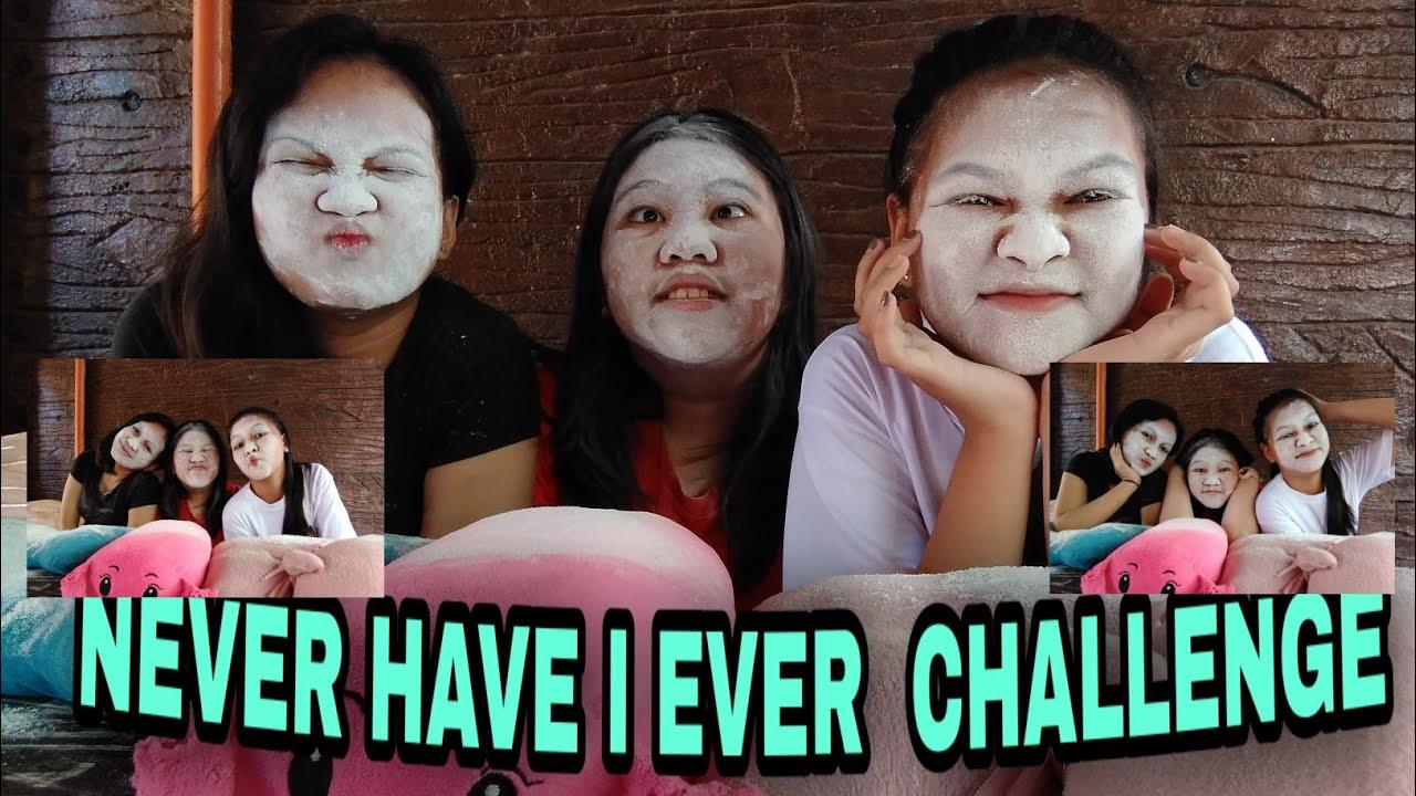 NEVER HAVE I EVER Challenge   Vlog 02   RPL Sister