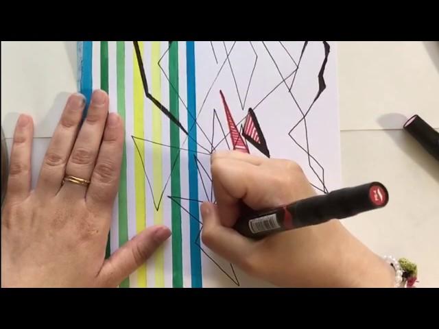 art-19: LINE: Sheila Makhijani edition