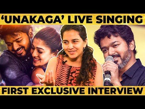 "bigil:-""நிறைய-பேரு-அழுதுட்டாங்க""---'unakaga'-singer-madhura-opens-up-for-first-time!"