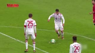 Tin Thể Thao 24h Hôm Nay (7h - 20/5): Mourinho Muốn Cuỗm James Rodriguez và Alaba về Man Utd