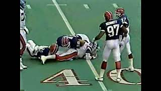 1990-09-30 Denver Broncos vs Buffalo Bills(Elway vs Kelly)