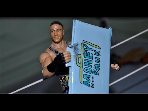 How To Make A Money In The Bank Briefcase For WWE Figures
