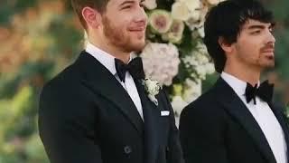 Priyanka Chopra &Nick jaons marriage video.