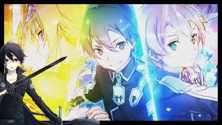 Мастер меча онлайн 4 сезон трейлер- Тизер SAO