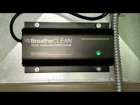UV Light | Breathe Clean | Dust Doctors | Twin Cities