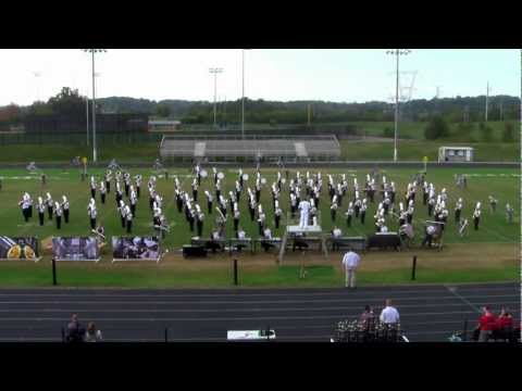 Seymour High School Marching Band 9/29/12