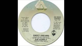 air supply sweet dreams billboard top 100 of 1982