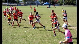 Presidents Cup U12's Rugby League - Roosters Vs Mitchelton