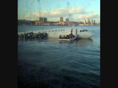 *ORIGINAL* Air Traffic Control Audio Clip From Flight 1549 As it Crash Lands In Hudson River