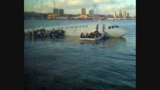 *ORIGINAL* Air Traffic Control Audio Clip From Flight 1549 As it Crash Lands In Hudson River