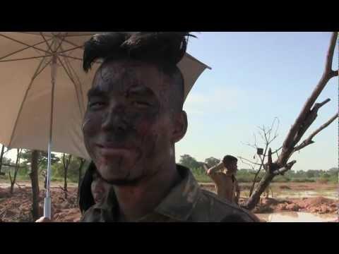 พี่มาก..พระโขนง นักแสดงกับ effect ฉากสงคราม
