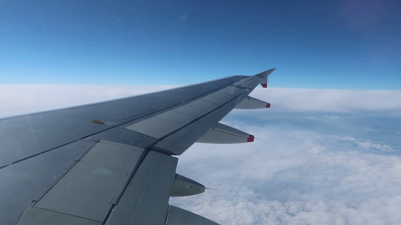 British Airways Flight Ba0848 London Heathrow To Zagreb 3 April 2019 Youtube
