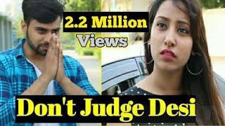 DON'T JUDGE DESI BY LOOKS || Sumit Sethi