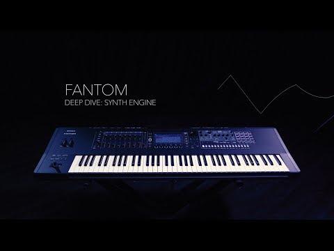 Make it Roland Fantom – Synth Engine Deep Dive | Gear4music