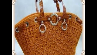 Crochet| Bag Simplicity Patterns 11