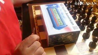 dgt north american digital clock unboxing