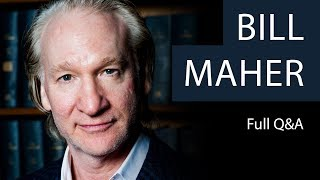 Bill Maher | Full Q&A | Oxford Union
