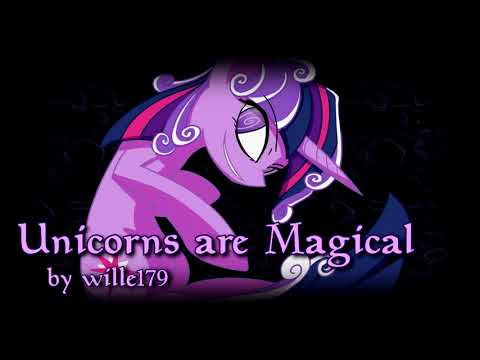Unicorns are Magical [Month of Macabre] [Horror] [AU]