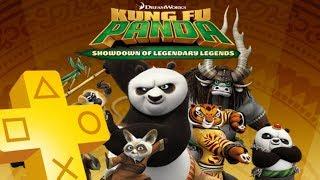 Kung Fu Panda Showdown Of Legendary Legends PS PLUS December Free Game Until January 2018