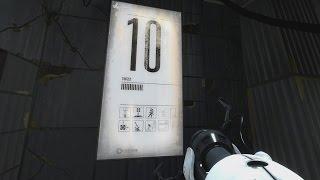 portal 2. Глава 3 Камера 10. Прохождение #17