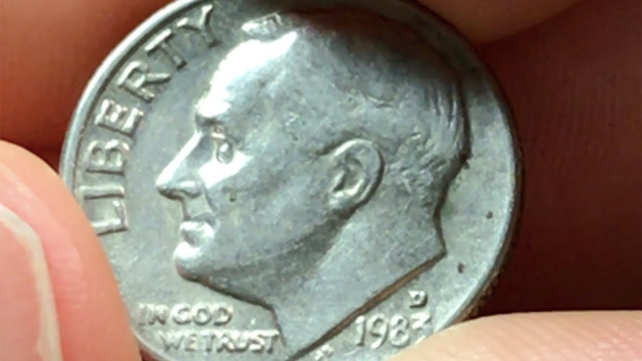 1983-D Dime Worth Money - How Much Is It Worth And Why?