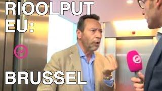 Tom Staal trekt rioolput EU open: Brussel