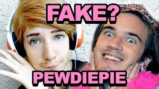 EXPOSING FAKE PEWDIEPIES!