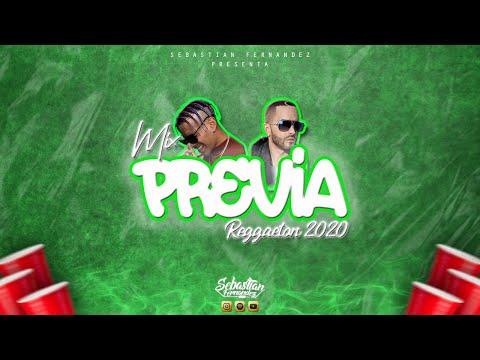 MIX REGGAETON 2020 (Caramelo Remix, Dembow, Ay Dios Mío, La Tóxica, Hawái, más)-Sebastian Fernández