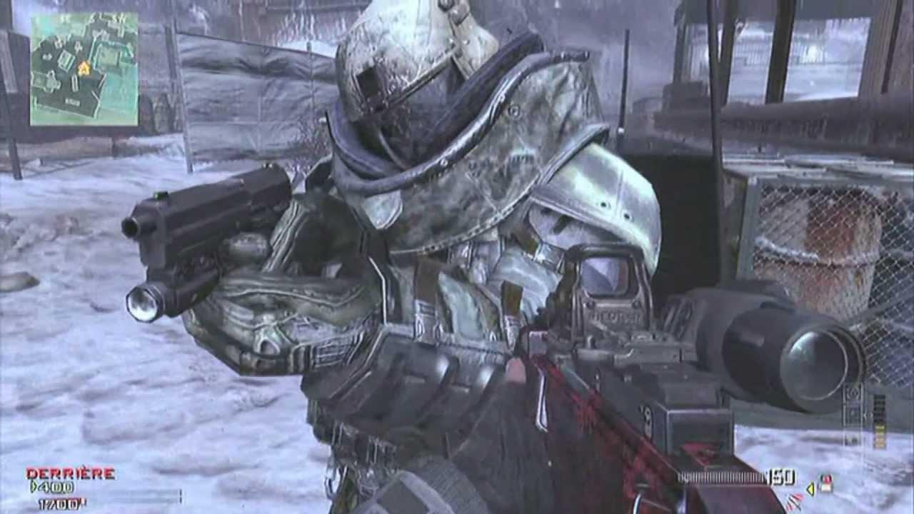 Call Of Duty Modern Warfare 3 Mythbusters Ep 1 Juggernaut Youtube
