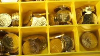 Хранение монет часть 2, для более продвинутых нумизматов. Нумизматика.(Варианты хранения монет, систематизация коллекции. Советы по оформлению Вашей коллекции. Подписывайтесь..., 2016-10-30T02:00:01.000Z)