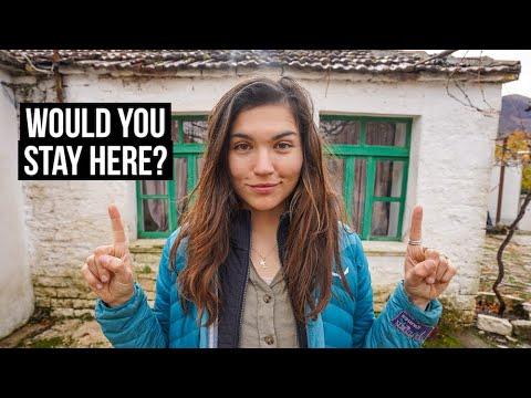 Inside an Albanian Village Guesthouse