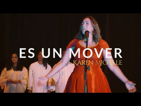 Karen Michelle  - Es Un Mover Video Oficial (This Is A Move)